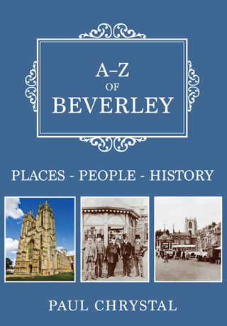 history of beverley minster cover