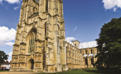 history of beverley minster main