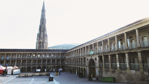 history of the piece hall halifax main
