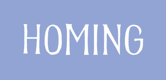 homing jon day book review logo