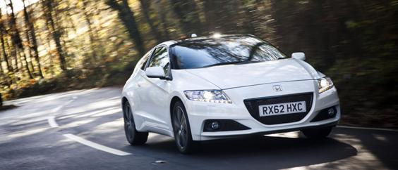 Honda Cr Z Gt Car Review It S Been A While Since Liam Drove Honda S