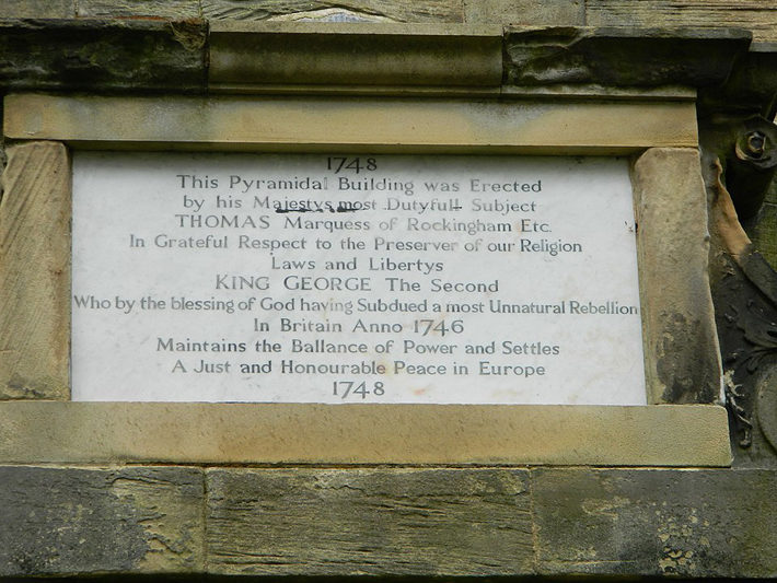 hoober stand wentworth plaque