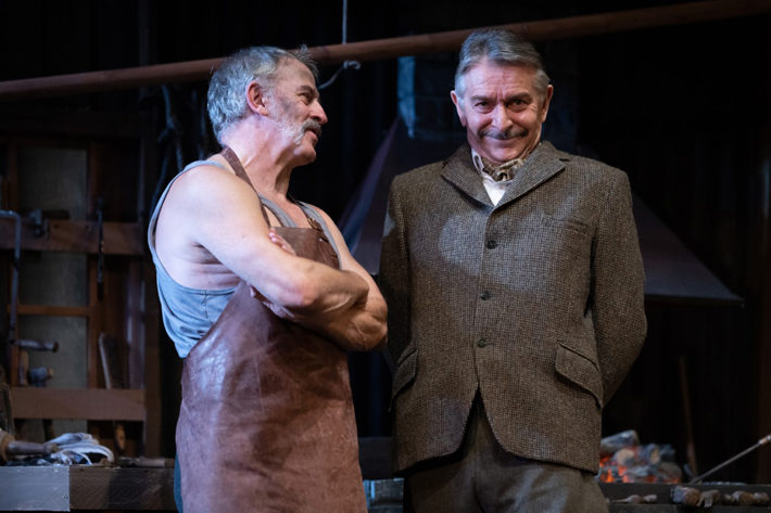 horseshoes for hand grenades review east riding theatre october 2019 cast