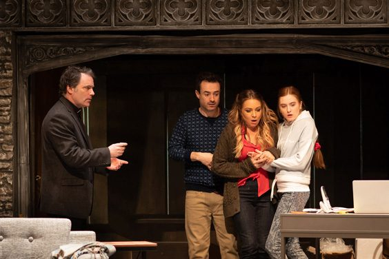 house on cold hill review leeds grand april 2019 peter james