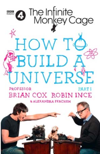 how to build a universe brian cox robin ince book review cover