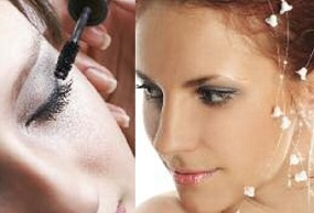 how to apply wedding make up