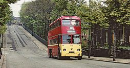 huddersfield trolleys and buses history main image
