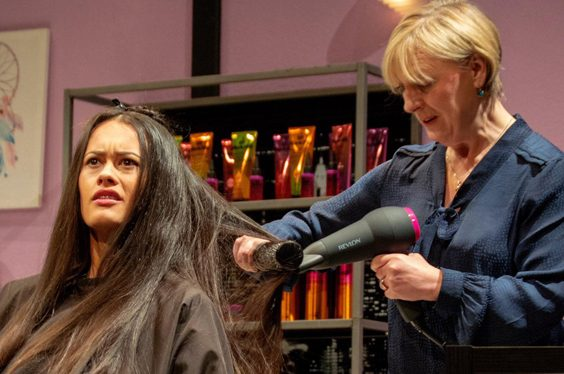 i want that hair review east riding theatre beverley march 2019 godber