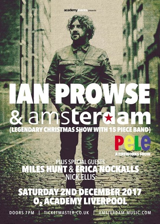 ian prowse interview pele amsterdam poster