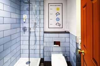 ibis Styles Manchester Portland Hotel review bathroom