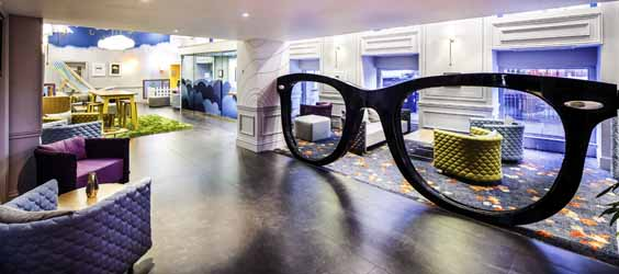 ibis Styles Manchester Portland Hotel review spectacles