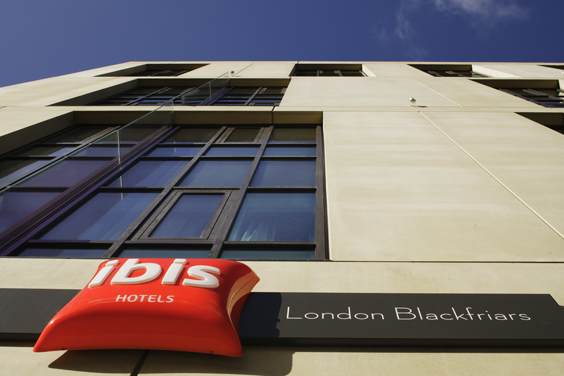 ibis blackfriars london hotel review exterior