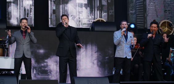 il divo live review scarborough open air theatre july 2018 2
