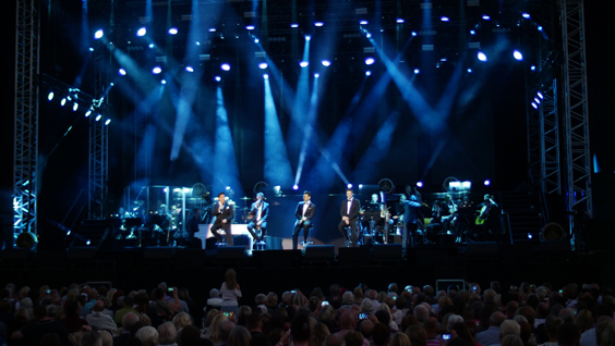 il divo live review scarborough open air theatre july 2018 classical