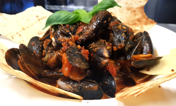 il paradiso on the forest york restaurant review mussels