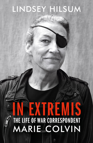 in extremis marie colvin book review cover