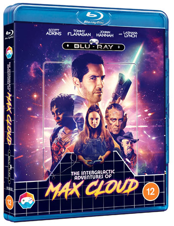 intergalactic adventures of max cloud film review cover