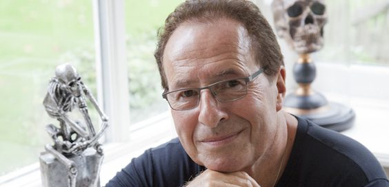 interview with author peter james main