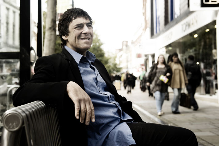 interview with mark steel comedian standup
