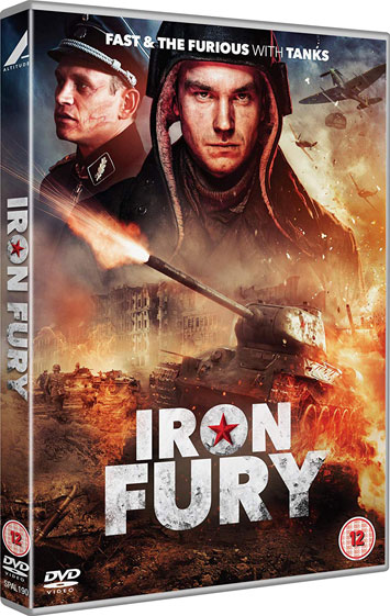 iron fury t34 film review cover