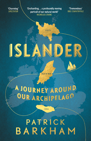 islander patrick barkham review cover