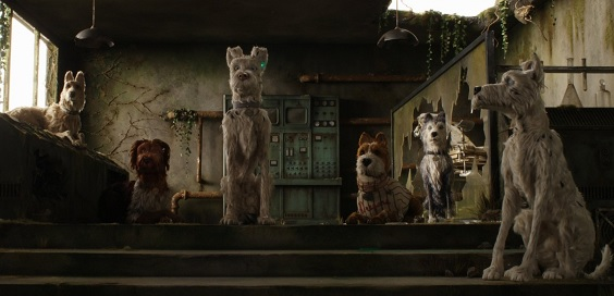 isle of dogs film review main
