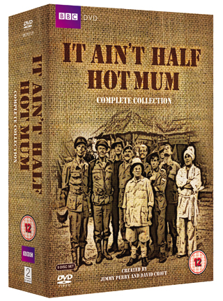 it aint half hot mum dvd review cover