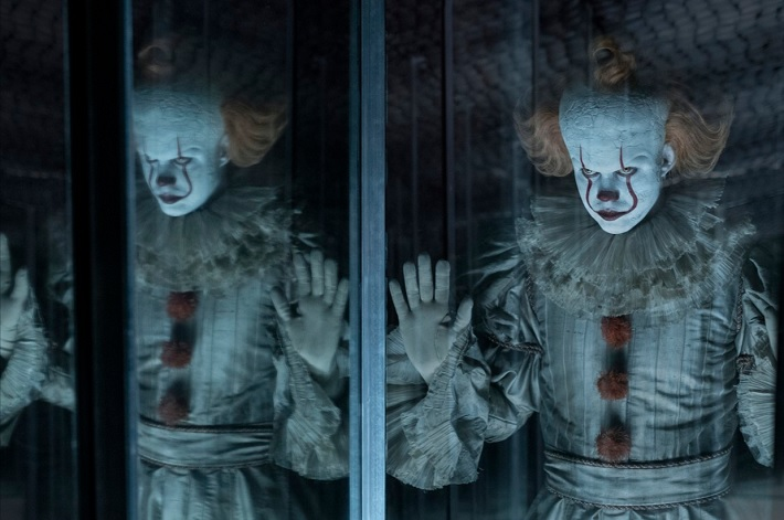 it chapter two film review clown