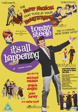 it's all happening film review main