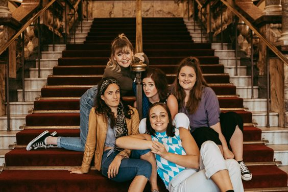 it's different for girls review hull new theatre october 2018 jukebox musical
