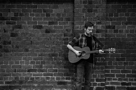 jack parker hull singer songwriter interview wall