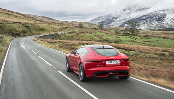 jaguar f-type 4 cylinder review