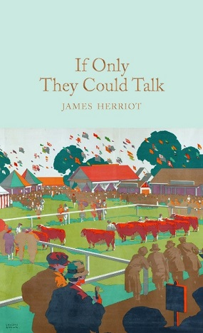 james herriot books added to mcmillan library if only they could talk cover