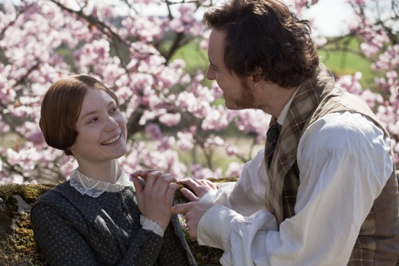 jane eyre 2011 film review bronte