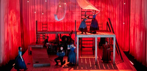 jane eyre review leeds grand july 2017