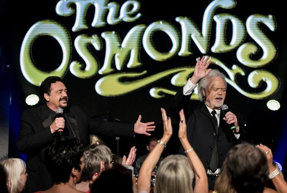 jay osmond interview live on stage