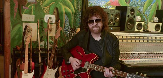jeff lynne's elo live sheffield arena review artist