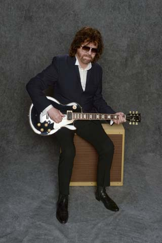 jeff lynne's elo live sheffield arena review guitar