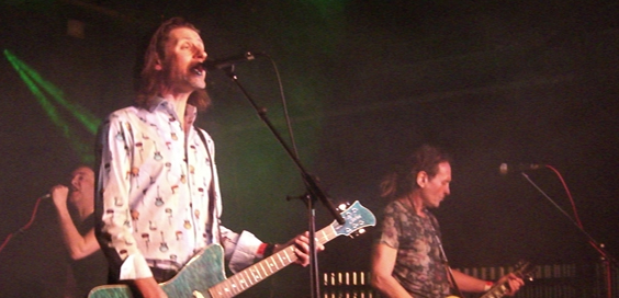 jesus jones live review sheffield plug may 2018 mike edwards