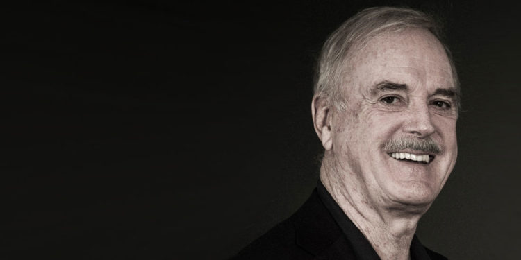 john cleese interview bang bang main portrait