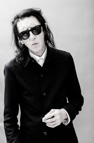 john cooper clarke review bingley little theatre march 2018 live