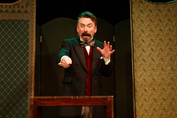 john o'connor interview charles dickens stage