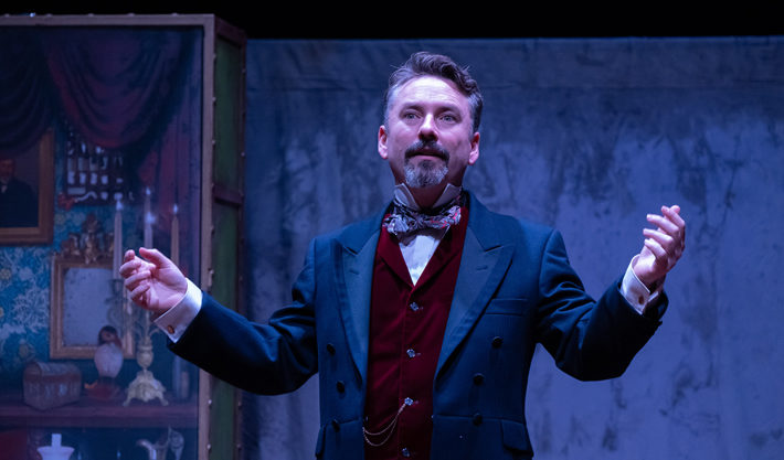 john o'connor interview charles dickens theatre