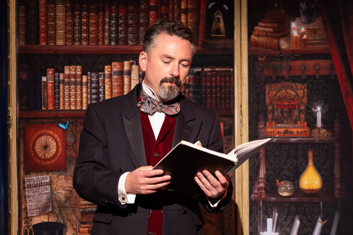 john o'connor interview charles dickens york