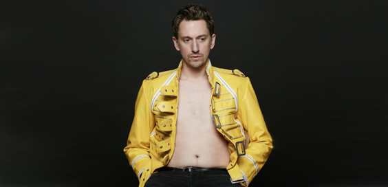 john robins interview chat comedian