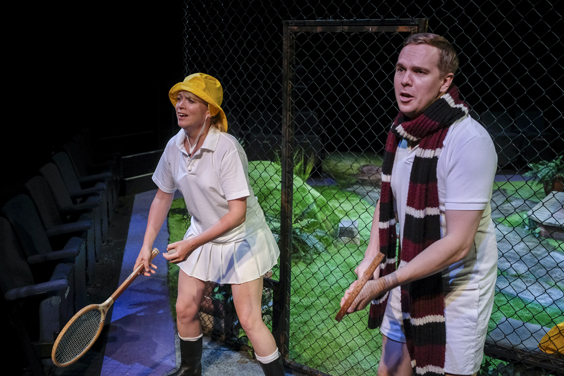 joking apart review stephen joseph theatre scarborough august 2018 1