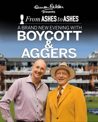 jonathan agnew interview aggers and boycott