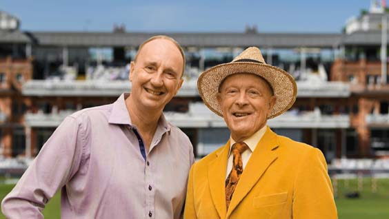 jonathan agnew interview evening with geoff boycott