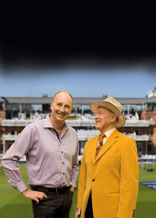 jonathan agnew interview with geoff boycott