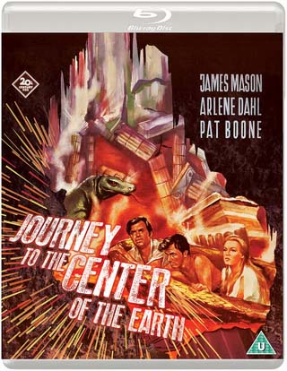 journey to the center of the earth bluray cover